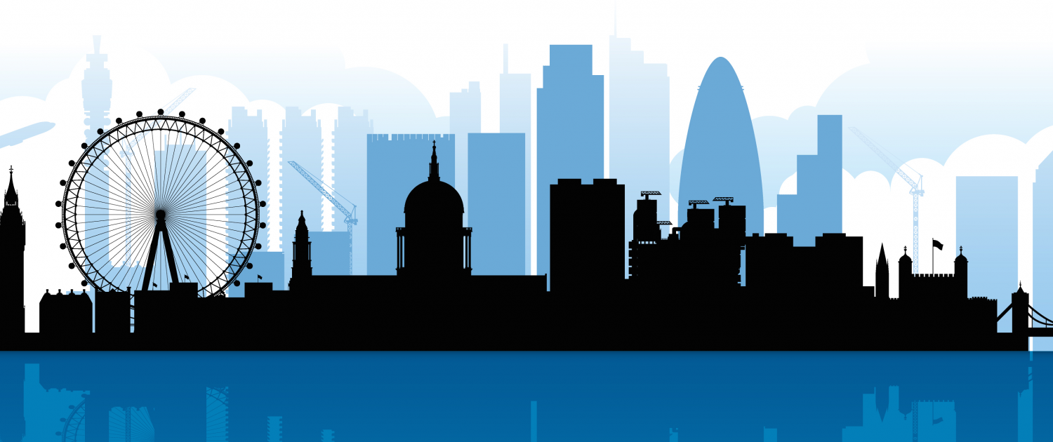 Daily Forex Signals Animated Image Of Canary Wharf Skyline